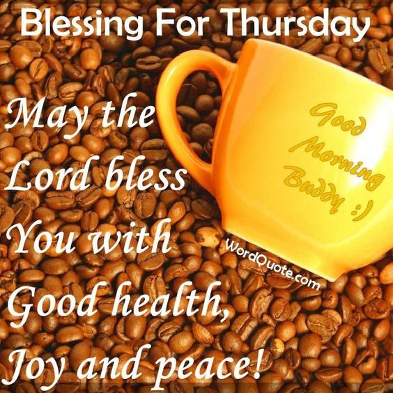 Blessing For Thursday Pictures, Photos, and Images for ...