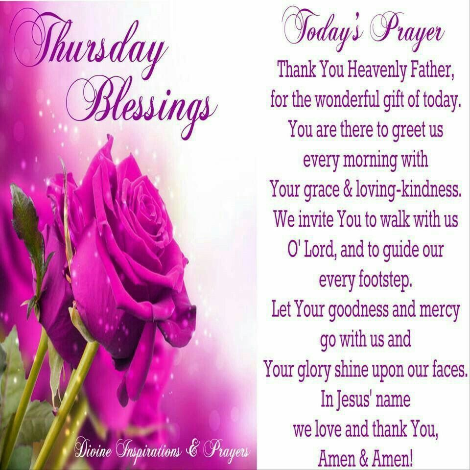 Thursday Blessings Pictures Photos And Images For