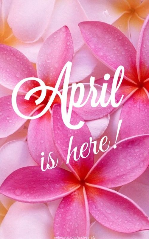 April Is Here  Pictures  Photos  And Images For Facebook