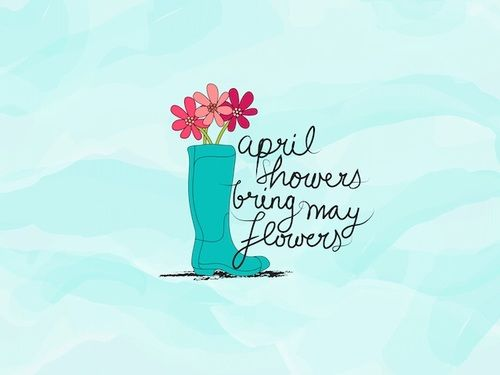 April showers bring may flowers pictures photos and images for april showers bring may flowers mightylinksfo