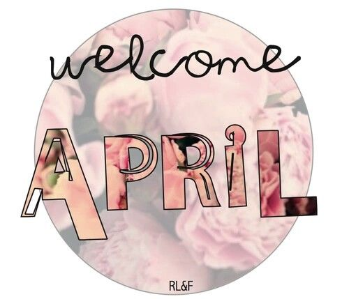 Today April Flowers: Welcome April Pictures, Photos, And Images For Facebook