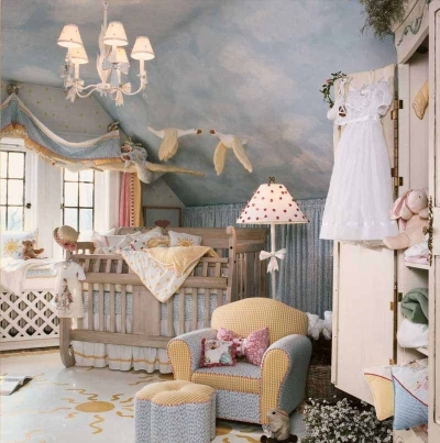 Beach theme baby girls room pictures photos and images for facebook tumblr pinterest and - Beach themed bedrooms for girls ...
