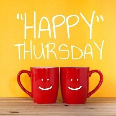 Happy Thursday Cute Coffee Quote Pictures Photos And Images For Beauteous Happy Thursday Quotes