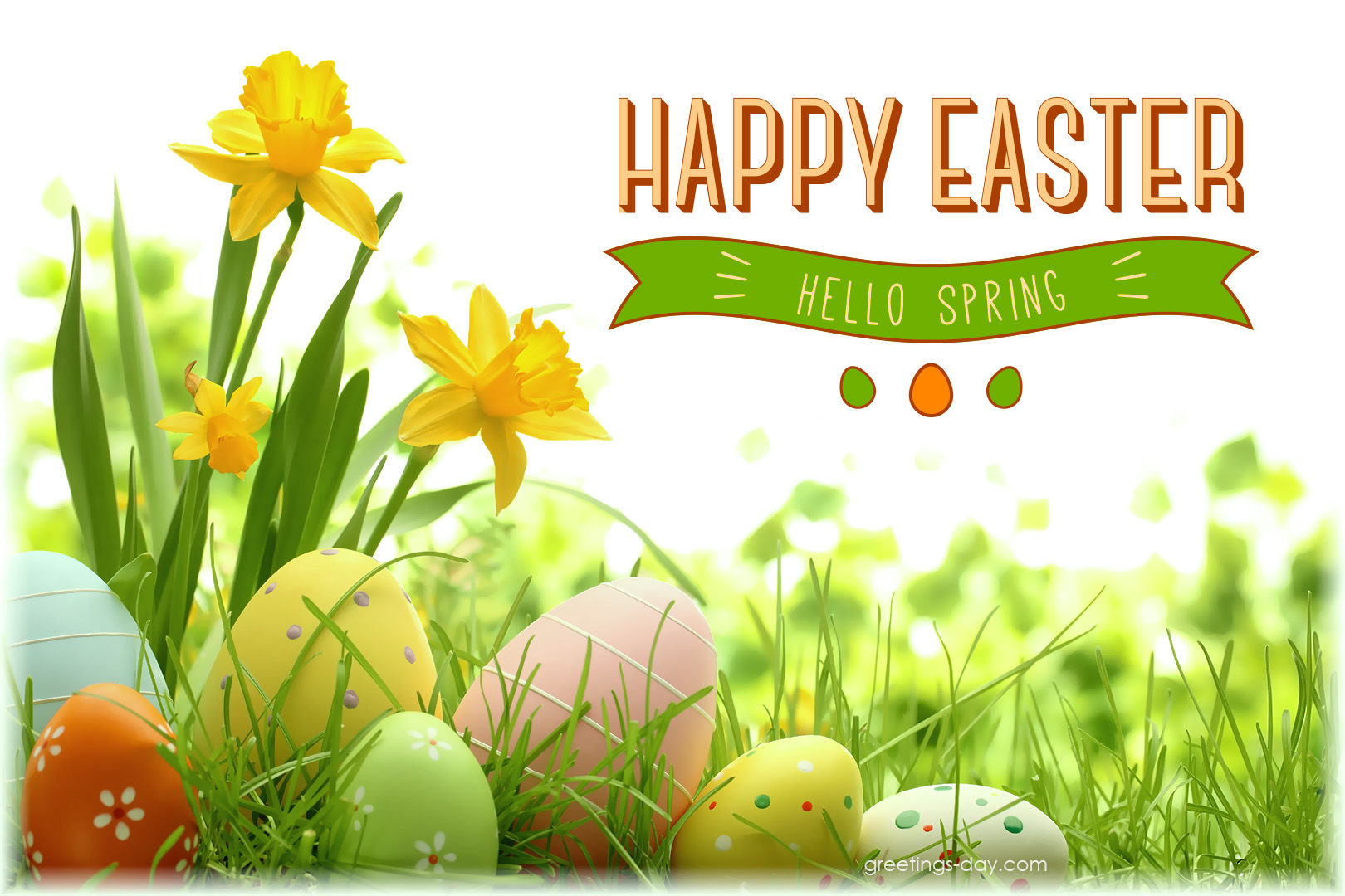 Happy Easter, Hello Spring Pictures, Photos, and Images ...