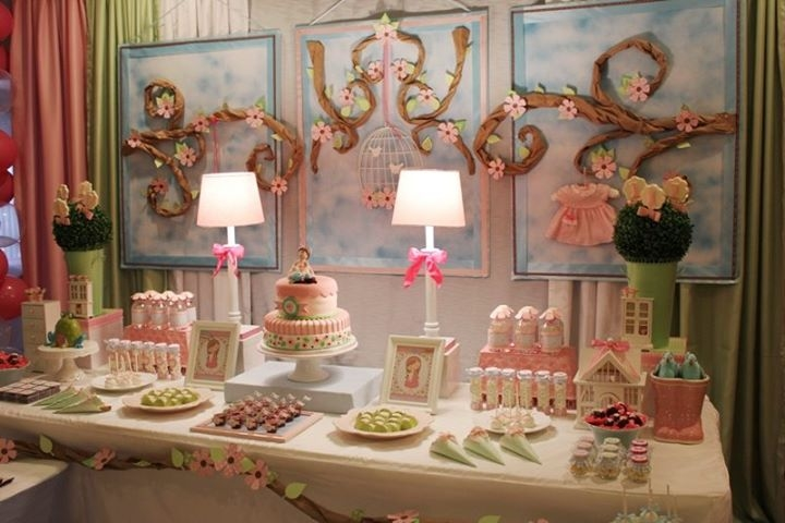 Amazing girly themed party