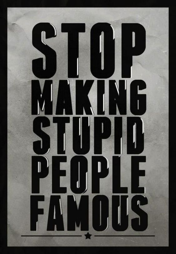 Famous Stupid Quotes: Quotes About Stupid People. QuotesGram