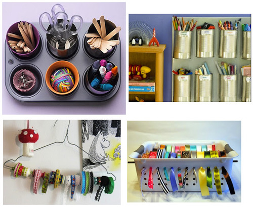 Unique Arts And Crafts Storage