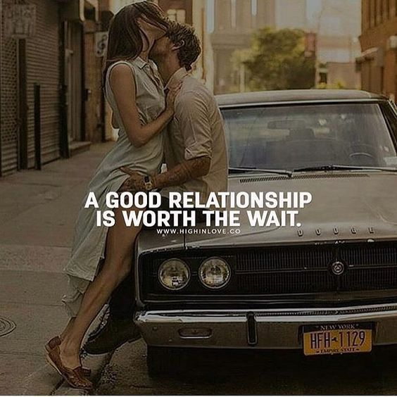 what is a good relationship worth