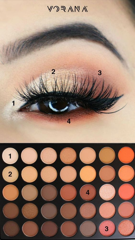 Natural Eyeshadow Tutorial Pictures Photos And Images