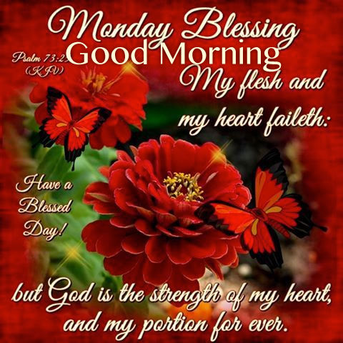Monday blessing good morning pictures photos and images - Good morning monday images ...
