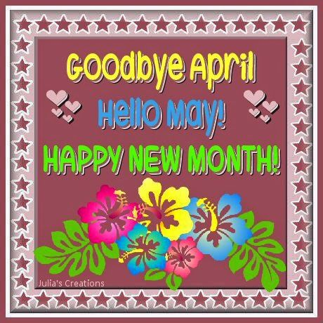 Goodbye april hello may happy new month pictures photos and goodbye april hello may happy new month m4hsunfo