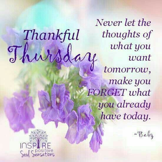 Thankful Thursday Pictures, Photos, and Images for