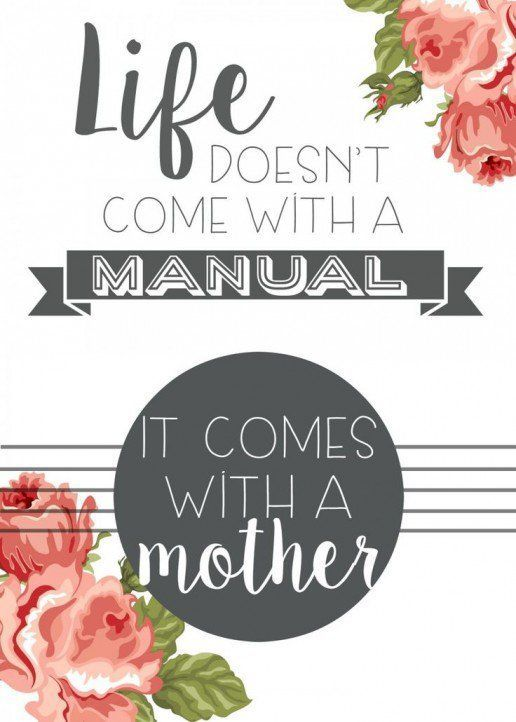 Life Doesnt Come With a Manual (But it Should!)
