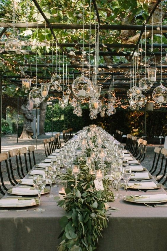 Magical Outdoor Wedding Decor Pictures Photos And Images