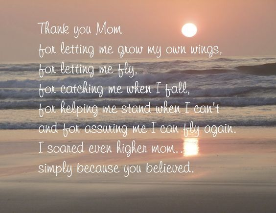 Thank You Mom Pictures, Photos, and Images for Facebook ...