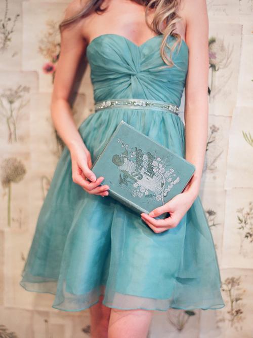 Vintage Party Dress Tumblr
