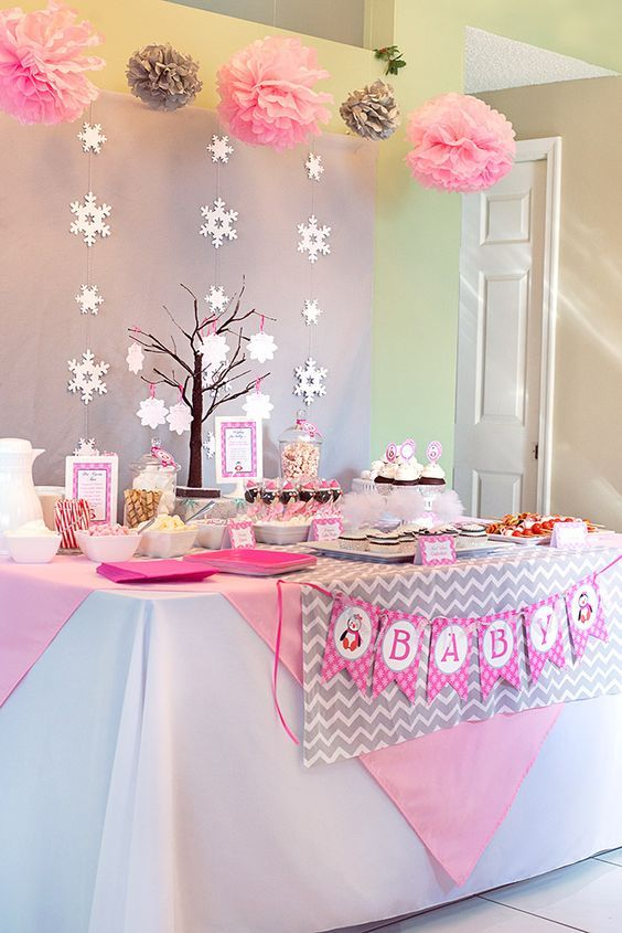 Little Penguin Baby Shower Pictures Photos And Images