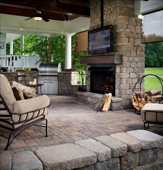 Outdoor Entertainment Area Pictures Photos And Images
