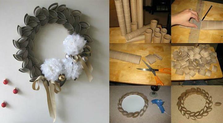 Поделки украшения своими руками для дома
