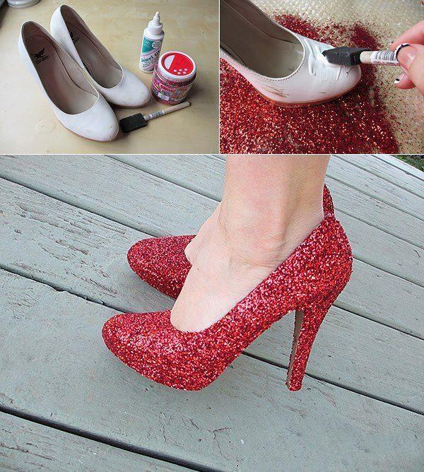 SHOES 👠 PINTEREST NORASTINER #shoes #sparkle #pinterest #