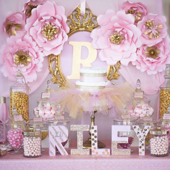 Princess Baby Shower Party Ideas Pictures Photos And Images For