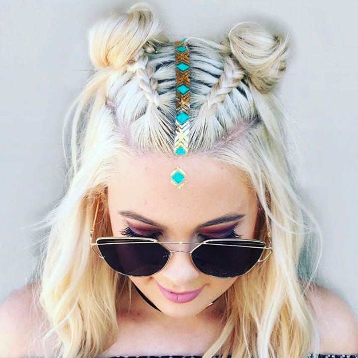Rave Hair Ideas Pictures, Photos, And Images For Facebook
