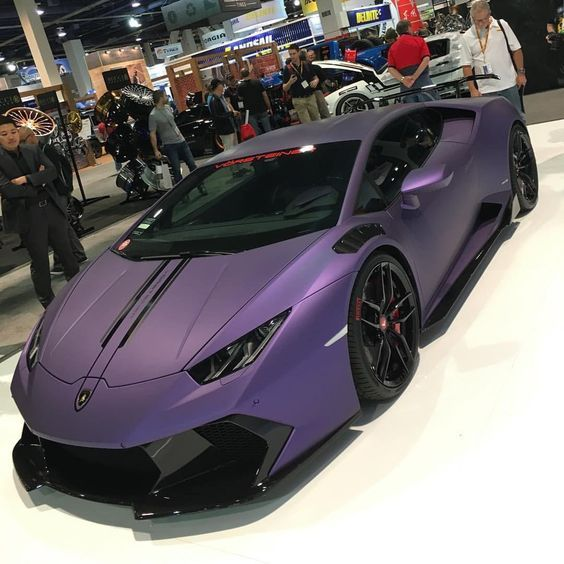 Matte Purple Lamborghini Pictures Photos And Images For Facebook