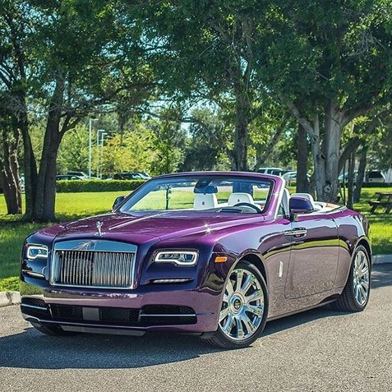 Purple Rolls Royce Pictures, Photos, And Images For