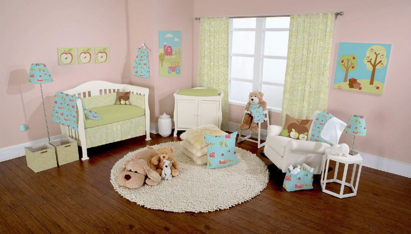 Cute Baby Nursery Room Decor Pictures, Photos, And Images