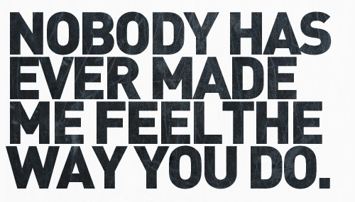 you made me this way quotes