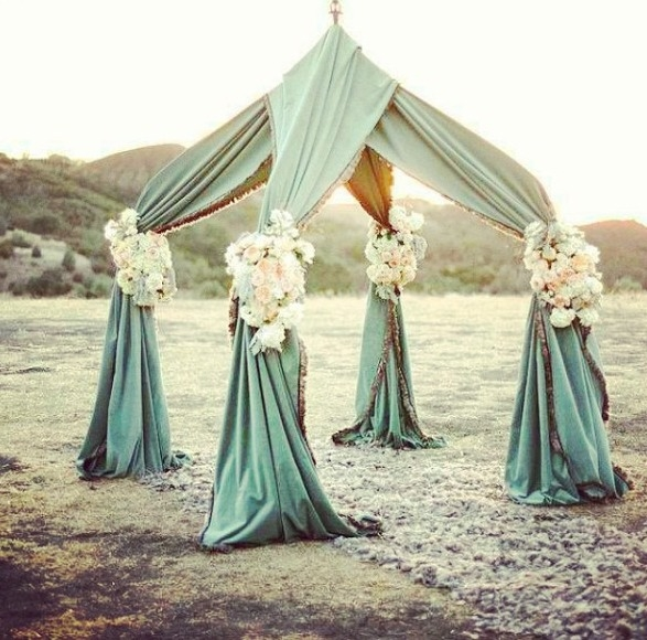Wedding Ceremony Setup Ideas: Beach Wedding Setup Pictures, Photos, And Images For