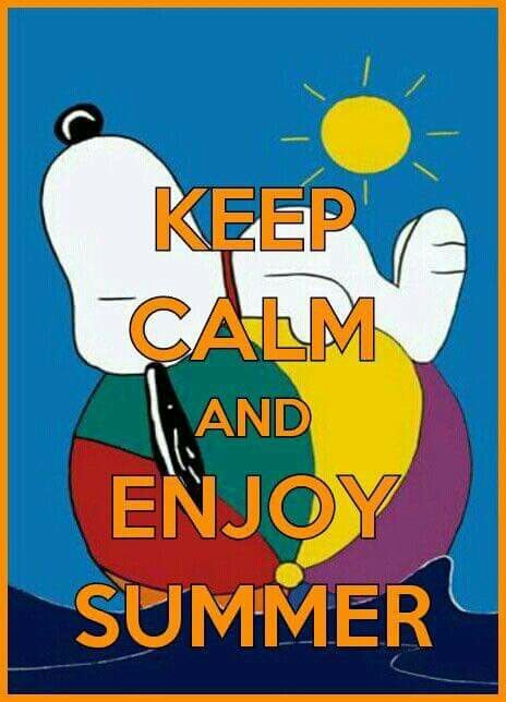 Keep Calm And Enjoy Summer Pictures, Photos, and Images ...
