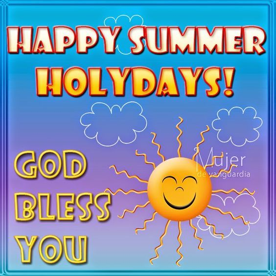 Happy Summer Holidays Pictures Photos And Images For Facebook