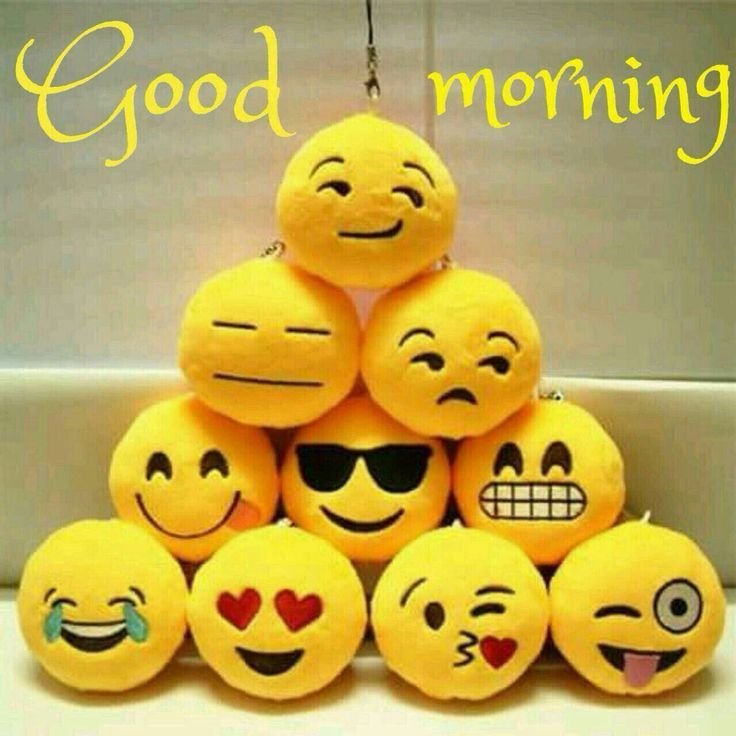 Bast Love Pictures With Good Morning: Good Morning Emojis Pictures, Photos, And Images For
