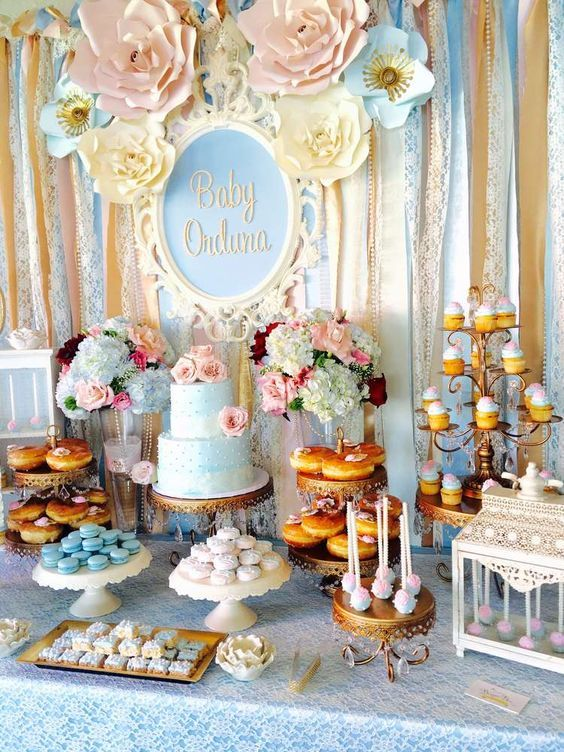 vintage baby shower party idea pictures photos and images for