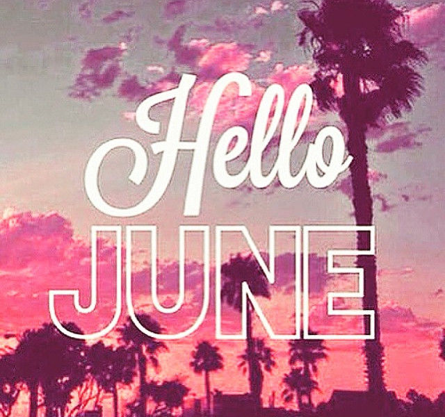 Hello June Pictures, Photos, and Images for Facebook