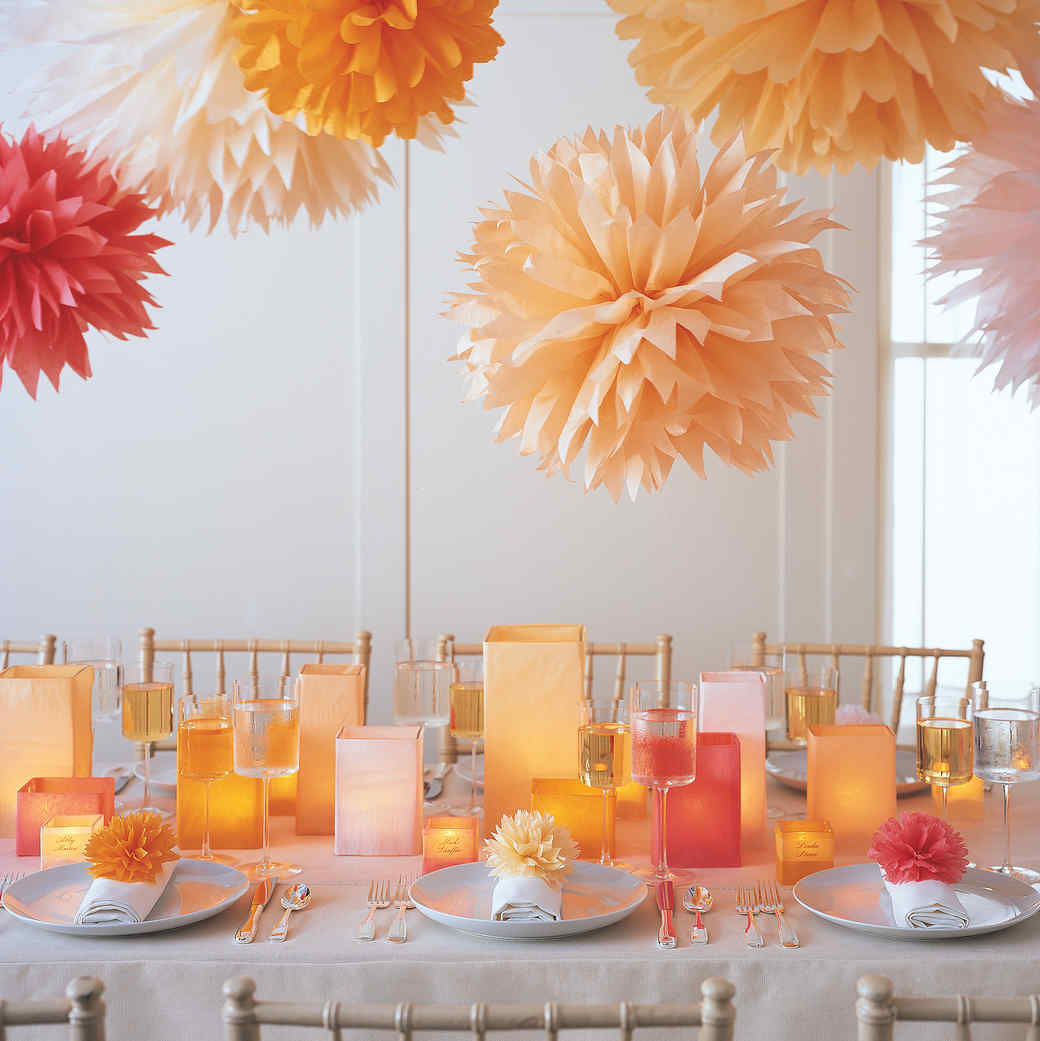 Summer Party Decorations & Idea Pictures, Photos, And