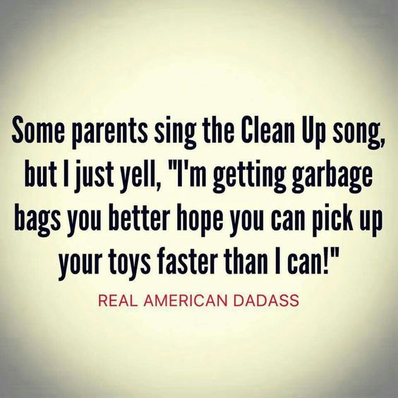 Someone Parents Sing The Clean Up Song Pictures, Photos