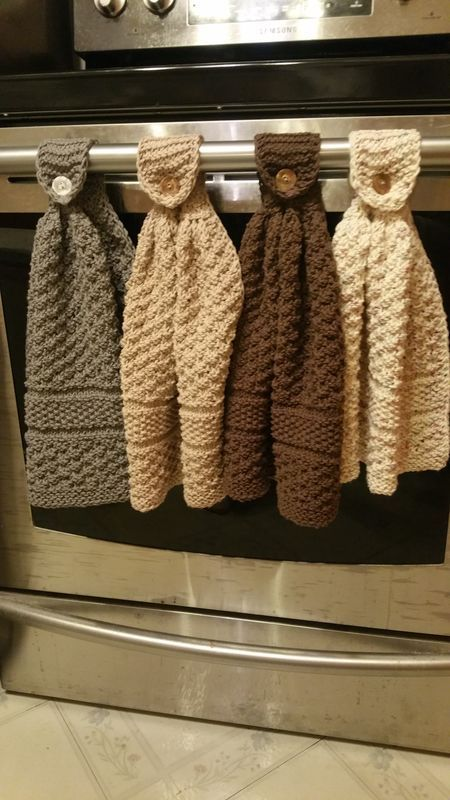 Crochet Kitchen Towels Pictures Photos And Images For