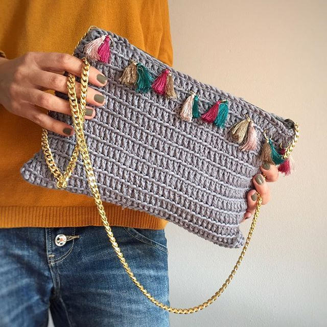 Crochet Purse Pictures, Photos, And Images For Facebook