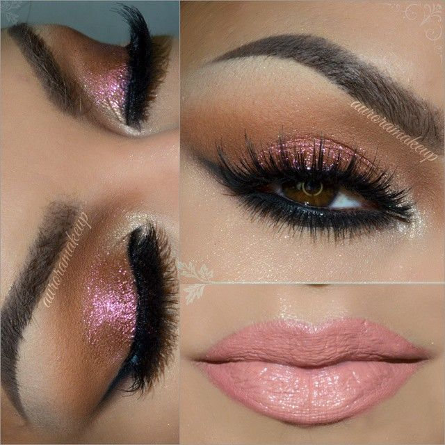 Soft Pink Glitter Pictures Photos And Images For