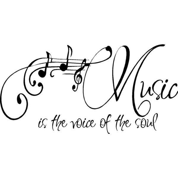 15 Love Quotes Designs Pictures And Images Ideas: Music Is The Voice Of The Soul Pictures, Photos, And