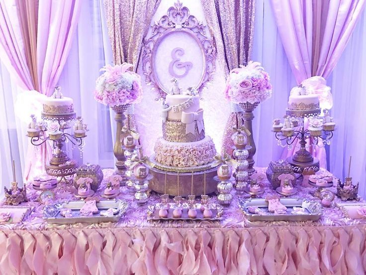 Purple Floral Baby Shower Pictures Photos And Images For