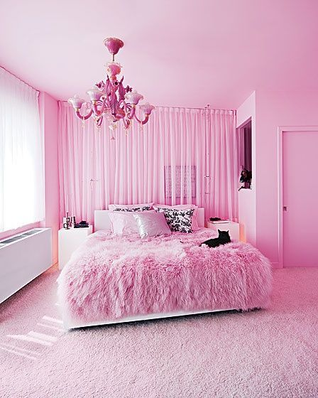 Pink Bedroom Decor Pictures, Photos, And Images For