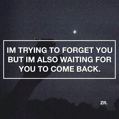 Memories Coming Back Quotes: I'm Trying To Forget You Pictures, Photos, And Images For