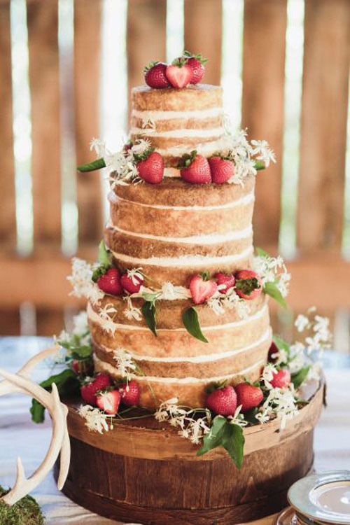 Rustic wedding cake pictures photos and images for facebook rustic wedding cake junglespirit Images