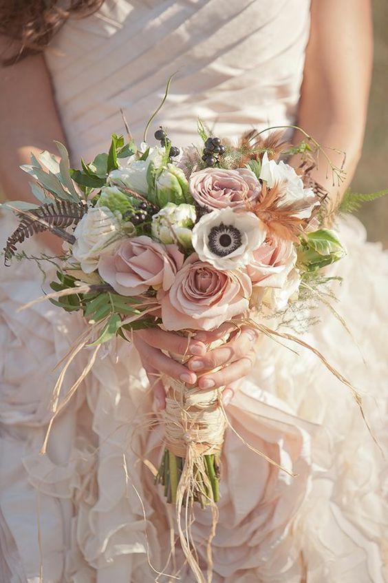 rustic wedding bouquet pictures photos and images for. Black Bedroom Furniture Sets. Home Design Ideas