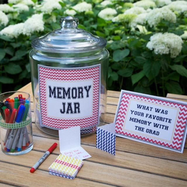 Cute Party Idea Memory Jar Pictures Photos And Images For Facebook Tumblr Pinterest And Twitter
