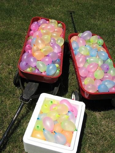 Outdoor Water Birthday Party Idea Pictures, Photos, and ...