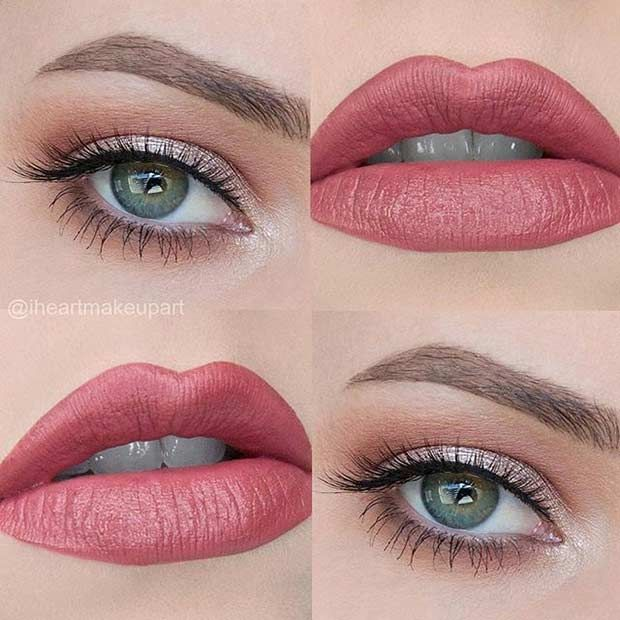 Simple And Easy Everyday Makeup Pictures, Photos, And